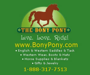 Bony Pony Saddles & Tack